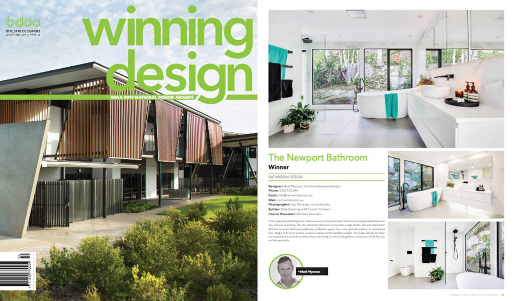 Live By The Sea editorial photography- northern beaches press photographer advertising magazines North Narrabeen BDAA winning design Sydney